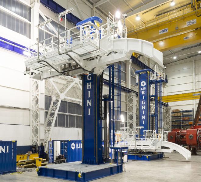 Shah Deniz - HLS and Carousel System2