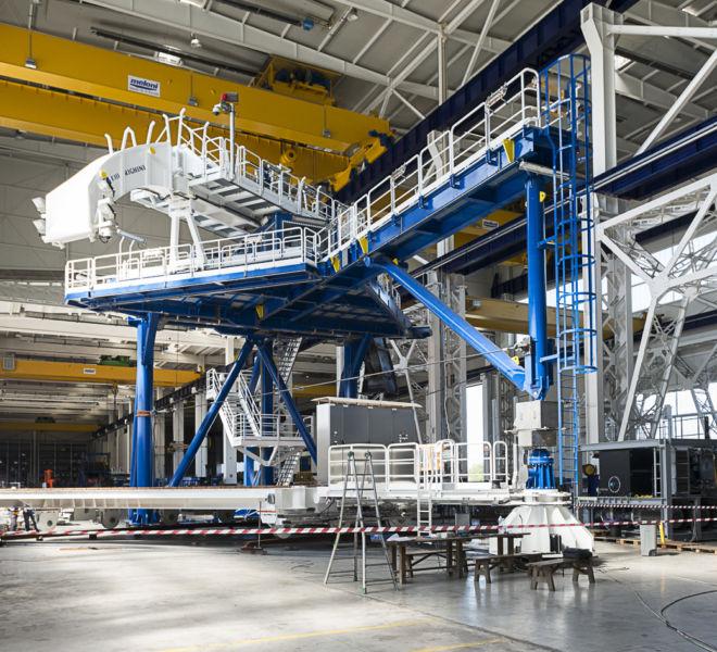 Shah Deniz - HLS and Carousel System3