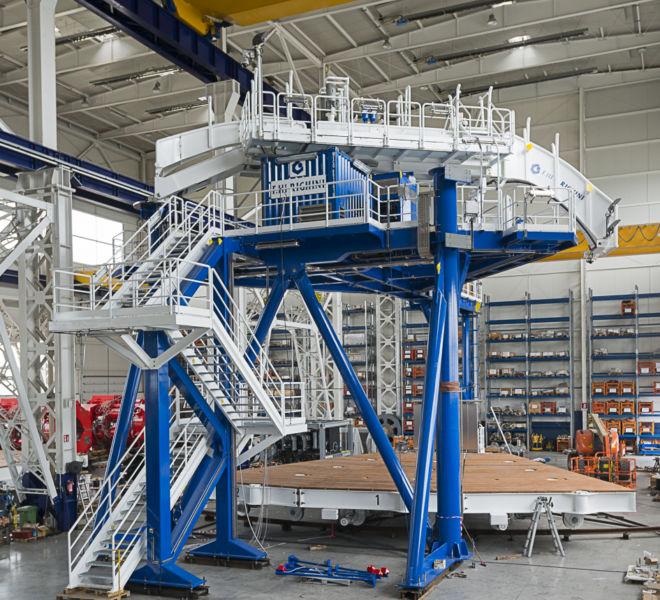 Shah Deniz - HLS and Carousel System4